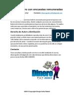 1.- Ganar dinero con encuestas Remuneradas.pdf