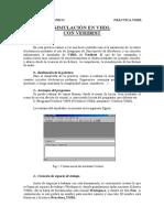 Práctica VHDL