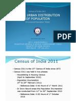 Rural Urban census 2011