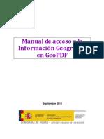 Manual de Acceso a La Información Geográfica en GeoPDF