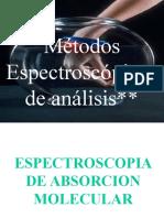 AI-02-Introducción a Los Métodos Espectroscopicos UV-Vis