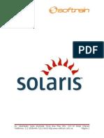 Administraciónn Avanzada de Solaris 10 libro