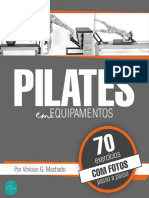 eBook Pilates  Equipamentos