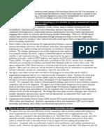 executive summary worksheet_sample