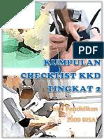 Checklist KKD Tingkat 2
