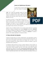 A Adoração à Deusa No Catolicismo Romano