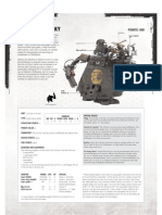 Apocalypse ork datasheets 40k warhammer