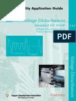 Voltage Disturbances