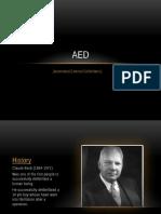 AED Presentation