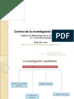 CLASE_CONTROL DE LA INVESTIGACION CUANTITATIVA.ppt