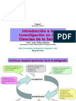 CLASE 1 INTRODUCCION A LA INVESTIGACION EN CIENCIAS DE LA SALUD.ppt