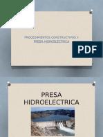 Presa Hidroelectrica Generalidades