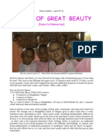 06Works of Great Beauty, Burma Update (Apr 09)