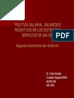 Politia Salarial