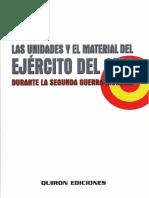 Las unidades y el material del Ejercito del Aire durante la Segunda Guerra Mundial (Biblioteca de Revista Espanola de Historia Militar 07)(1).pdf