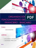 Organizacion y Funcionamiento Del Sistema Bancario - Financiero