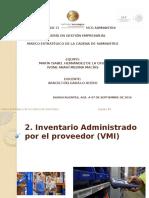 Inventario Administrado Por El Proveedor