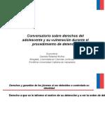 Presentación Derechos y Vulneración en El Proceso de Detención