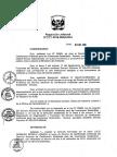 Resolucion Jefatural SENACE 089 2016