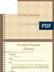 30 Defense Danny Marshall