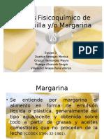 Análisis Fisicoquímico de Mantequilla y Margarina