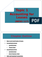 Topic 1  Accounting for Leases.ppt