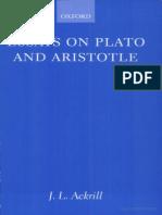 Essays Plato and Aristotle.pdf