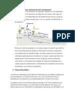 Hidrología y Tiempo Atmosférico