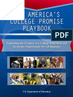 The American College Promise Playbook