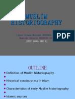 Muslim Historiography