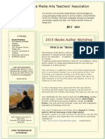 2015 IBooks Author Workshop