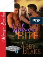 Wolves' Bite - Abby Blake