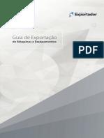 Guia_exportacaoMaquinas e Equipamentos