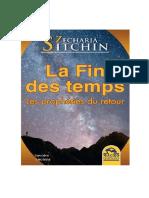 La Fin Des Temps Zecharia Sitchin