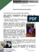 Nota de Prensa Nº 725 - 09set16-c