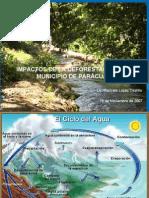 Deforestación en Parácuaro
