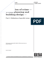 Prevention of Crime. Urban Planning and Building Design.