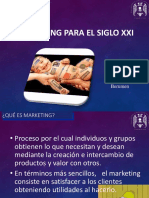 Marketing Para El Siglo XXI