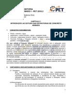 AULA 01 E 02 - Apostila de Concreto Armado I - MÓDULO 1.PDF