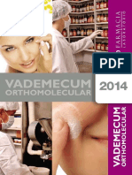 Vademecum Orthomolecular Abril 2014