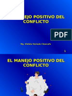 Manejo Positivo de Los Conflictos UNS