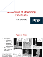 1 Mechanics of Machining