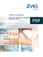 Safety of Machinery