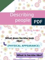describingpeople-140724224941-phpapp02