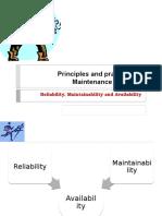 02 Reliability Maintainability Availability