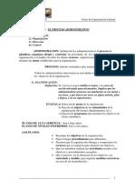 DEF.PLANIFICAR ORGANIZAR DIRIGIR Y CONTROLAR