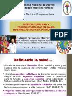 Interculturalidad en Salud