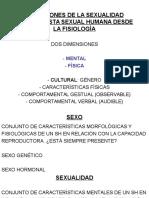 Dimensiones de La Sexualidad La Rspuesta Sexual Humana Desde La Fisiología (1)