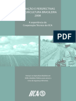 Situacao Perspectivas Agricultura Brasileira 2008