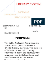 Digital Liberary System
